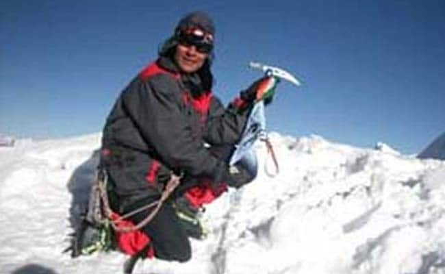 mountaineer anshu jamsenpa