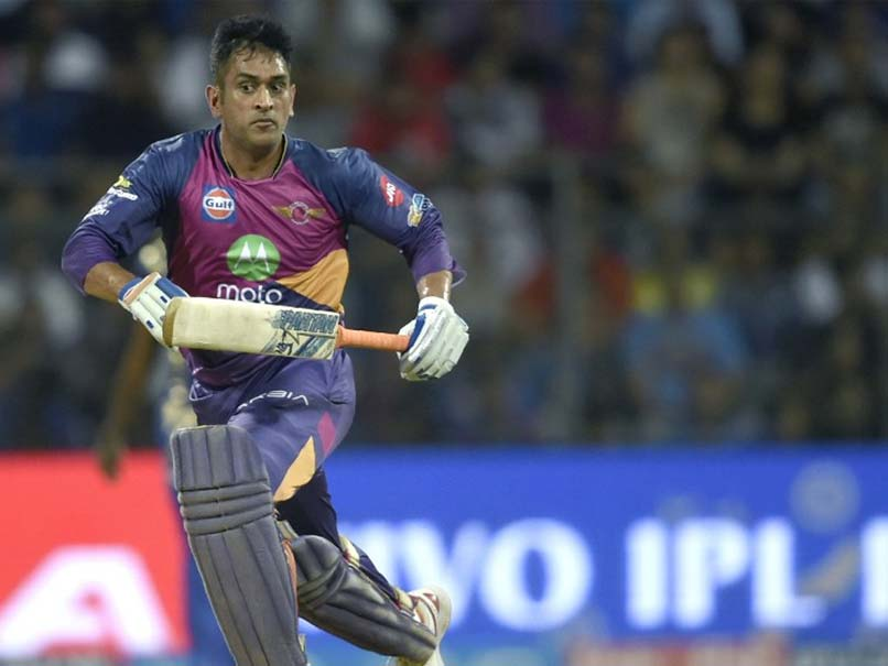 IPL 2017, Qualifier 1: MS Dhoni Hits Barrage Of Sixes Vs Mumbai Indians, Twitter Goes Berserk