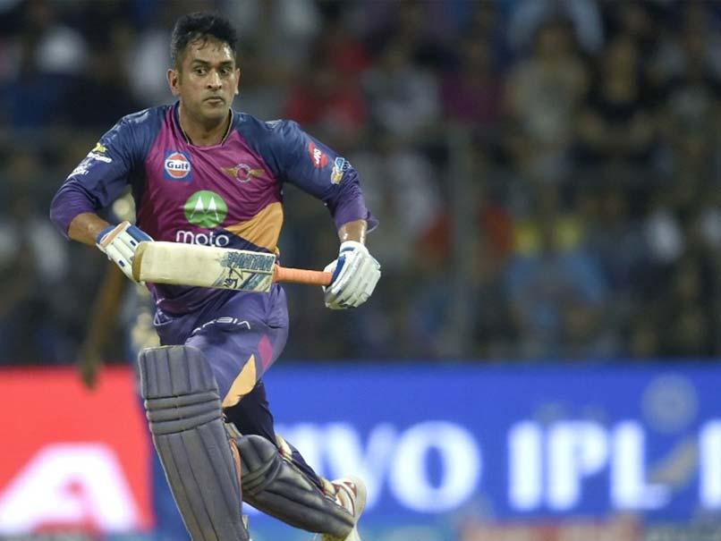 IPL 2017, Qualifier 1: MS Dhoni Hits Barrage Of Sixes Vs Mumbai Indians, Twitter Goes Berserk