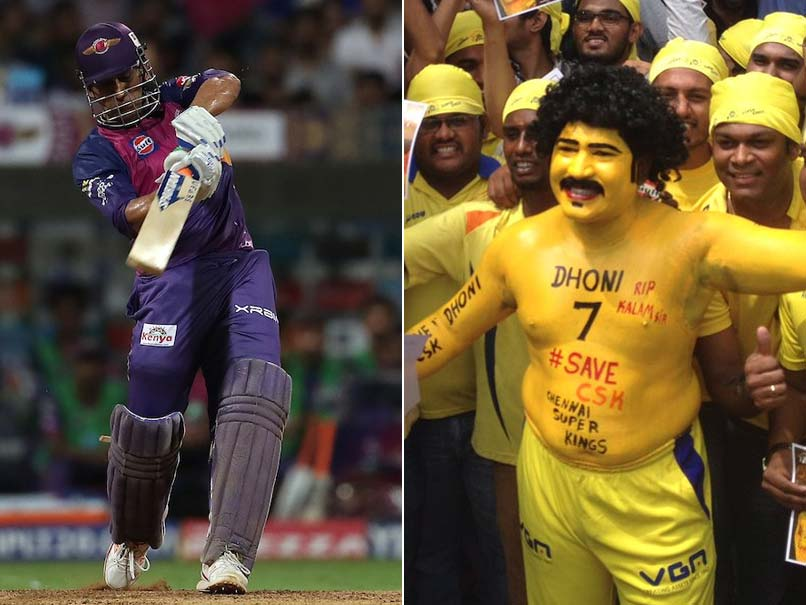 IPL 2017: MS Dhoni Success Spurs Wild Celebrations Among Chennai Super Kings Fans