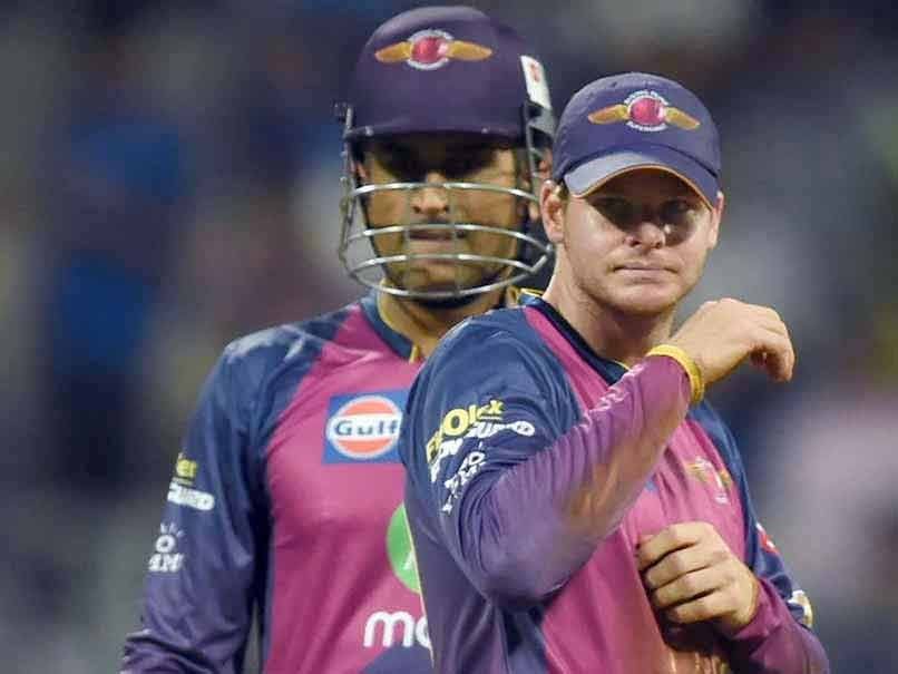 Stephen Fleming Opens Up About MS Dhoni-Steven Smith Relationship