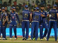 IPL 2017: Kolkata Knight Riders Suffer Nine-Run Loss Against Mumbai Indians