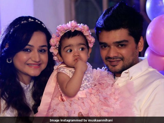 Actress Muskaan Mihani Rubbishes Divorce Rumours, Says 'It's Not True'