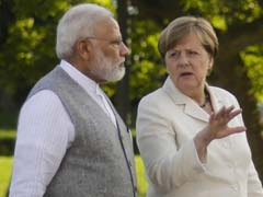 PM Modi, German Chancellor Angela Merkel Discuss Terrorism, Brexit Ahead Of Summit Meeting