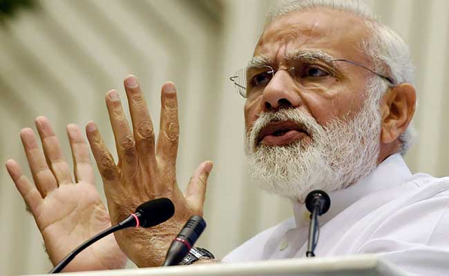 Ahead Of GST Launch, PM Modi's Review, And A Warning On Cyber Security