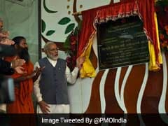 PM Narendra Modi Is 'Rashtra Rishi', Ramdev Says At Launch of New Patanjali Centre