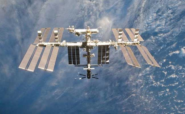 international space station space walk - photo #1