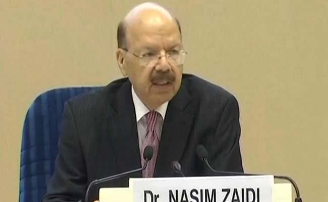 Nasim Zaidi Quits Jet Airways Board