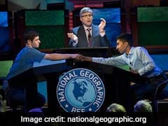 Indian-American Student Wins National Geographic Bee Contest