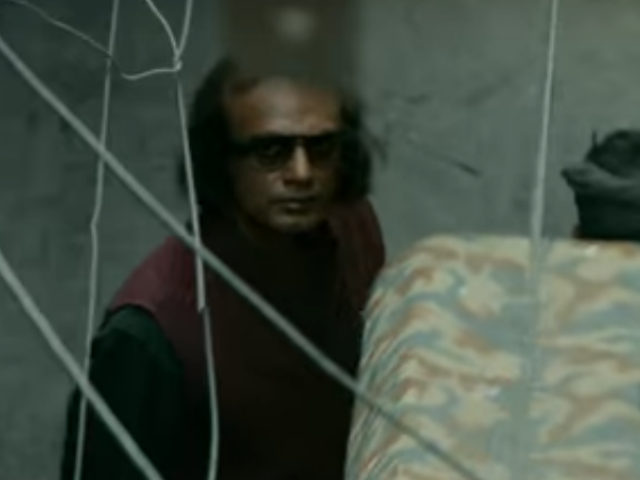 Nawazuddin Siddiqui's look from Sridevi's Mom is terrifyingly satisfactory
