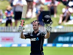 Neil Broom, Jimmy Neesham Shine In New Zealand Win