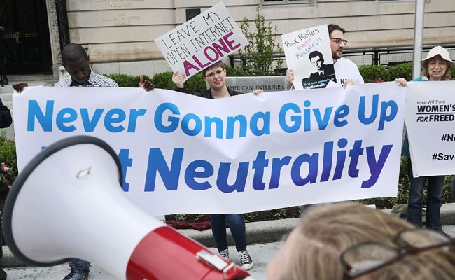 US Federal Communications Commission Set To Reverse Net Neutrality Rules