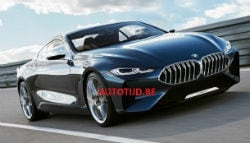 New BMW 8 Series Concept Leaks Ahead Of Official Debut