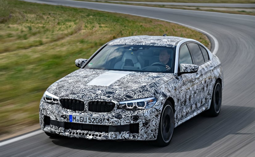 New BMW M5 Officially Teased; Will Be The Most Advanced M5 Yet