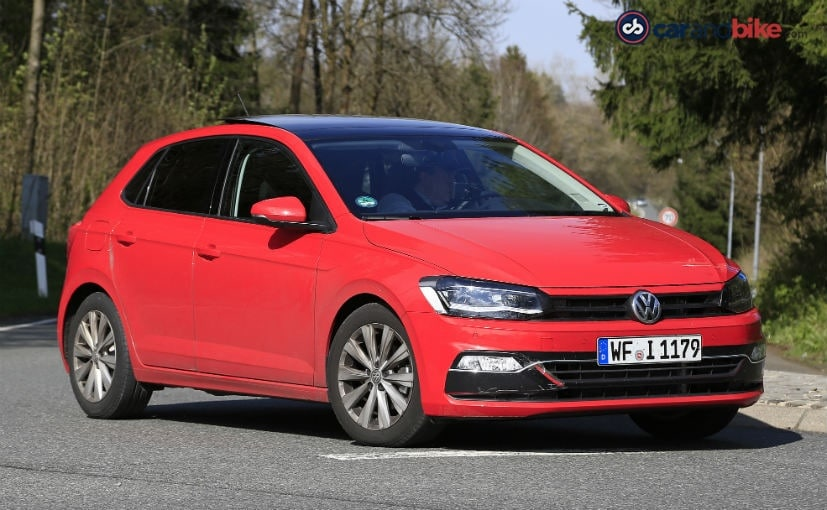 New volkswagen polo 5 things you should know ndtv for Interieur nouvelle polo