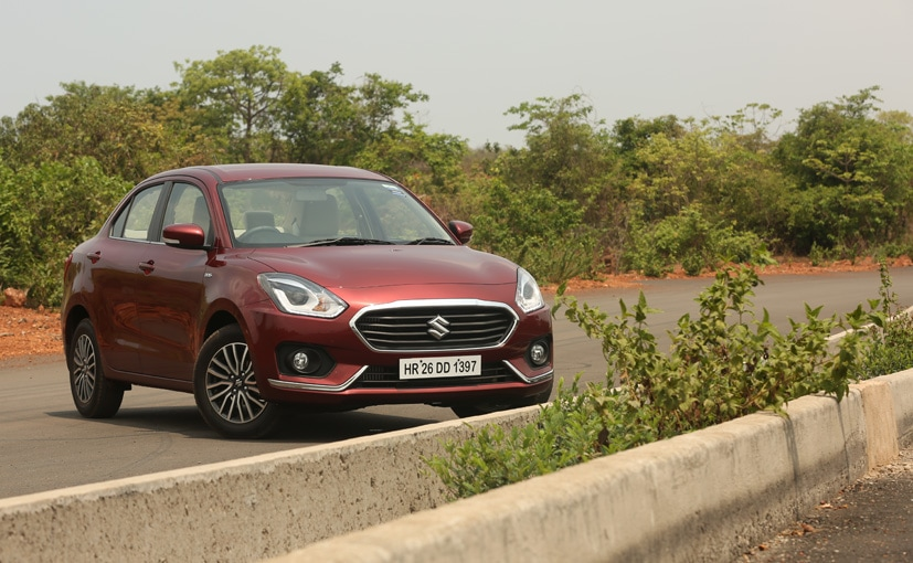 new maruti suzuki dzire in india