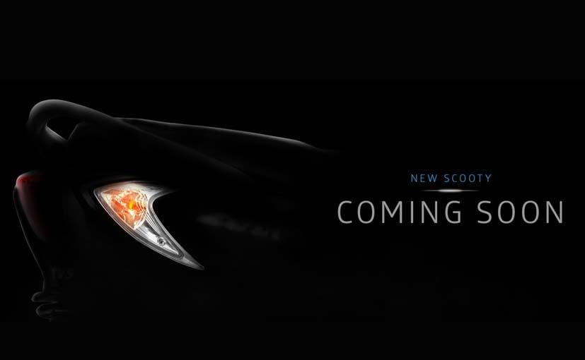 New TVS Scooter Teased Ahead Of Launch
