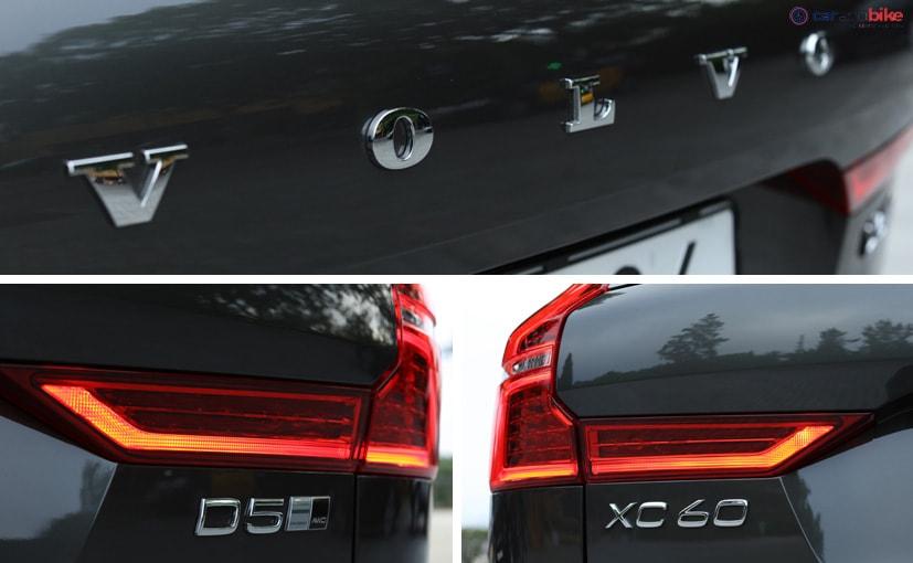 new volvo xc60 badges