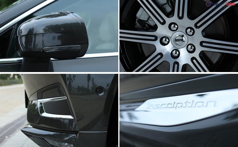 new volvo xc60 exterior details