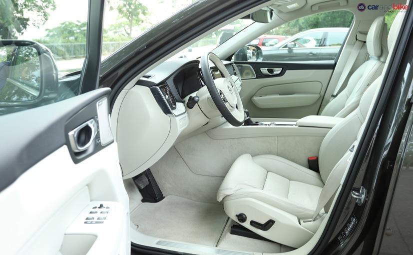 new volvo xc60 front seats