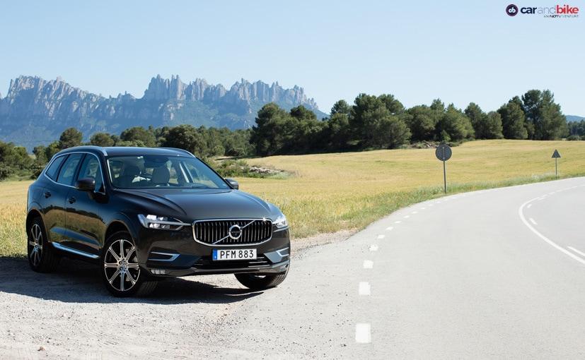 new volvo xc60 front