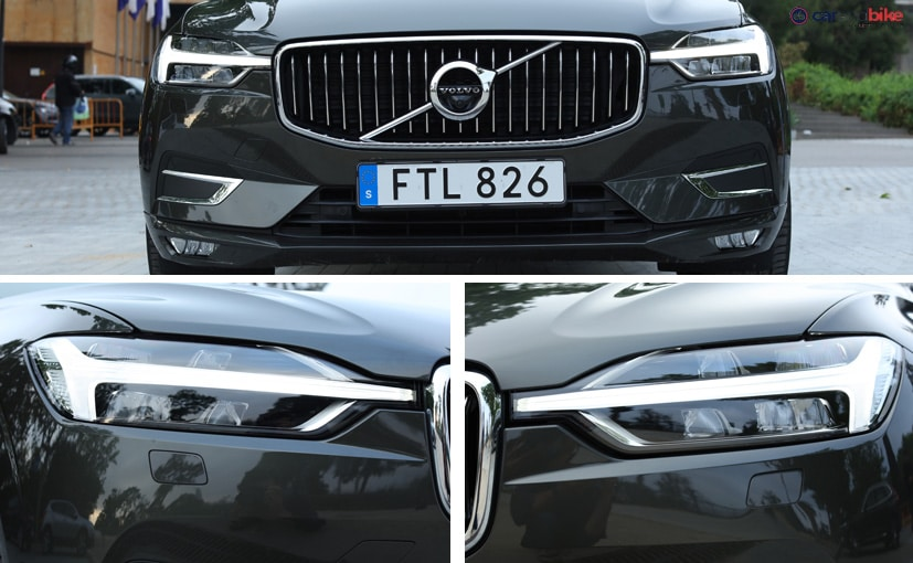 new volvo xc60 headlamps