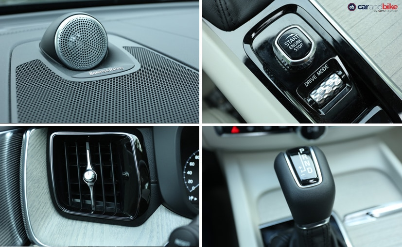 new volvo xc60 interior details