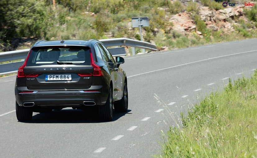 new volvo xc60 rear