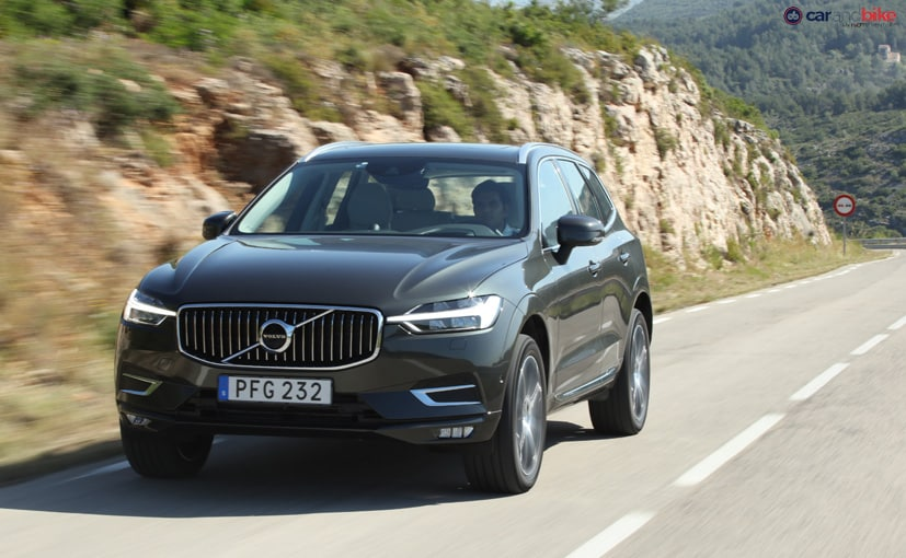 New Volvo XC60 Review ing To India This Year NDTV
