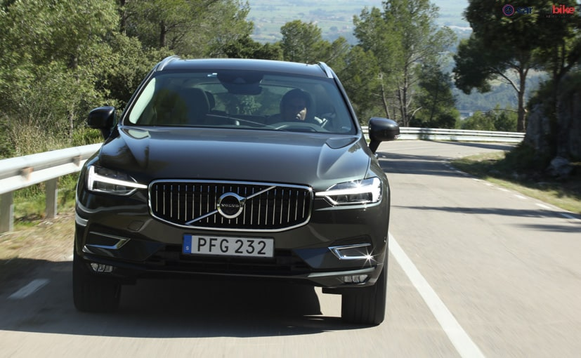 new volvo xc60 suv