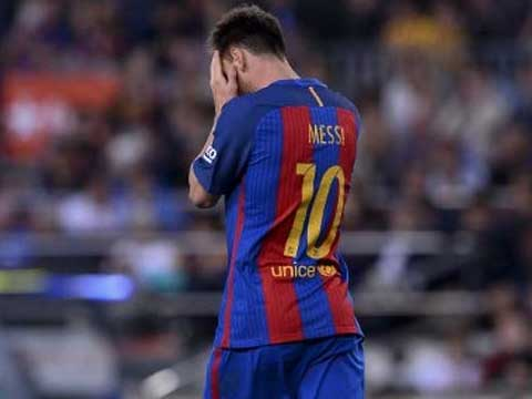 Lionel Messi\'s 21-month jail term and 2 million euro fine for tax fraud confirmed by Spain\'s Supreme Court: news agency AFP