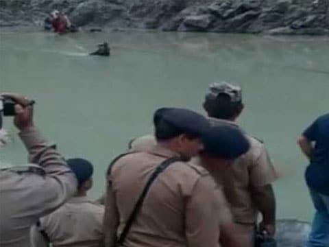 21 die as bus falls into Bhagirathi River in Uttarakhand, near the Gangotri shrine: Press Trust of India