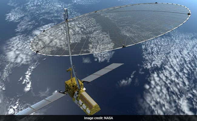 The First Ever Satellite Being Jointly Built By NASA And ISRO Will Do This