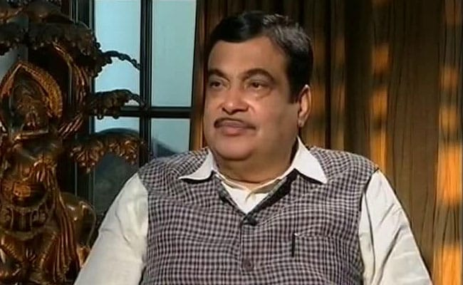 Politicians Shouldn't Meddle In 'Other Fields': Nitin Gadkari At Lit Meet