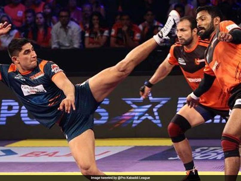 Pro Kabaddi League Auction: At Rs 93 Lakh, Nitin Tomar Becomes Highest Paid Player