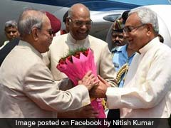 President Pranab Mukherjee, Repeat Performance? Congress Agrees With Nitish Kumar