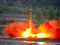 North Korea Fires Another Missile, Continuing To Defy International Condemnation