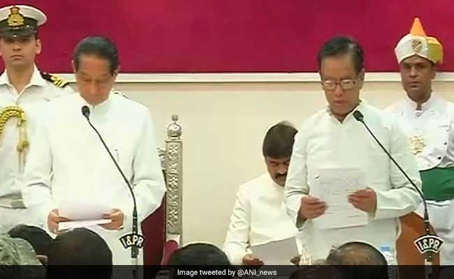 Chief Minister Naveen Patnaik Reshuffles Odisha Cabinet, 12 Ministers Sworn In