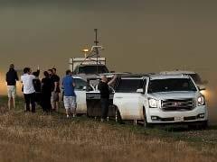One Killed As Tornado Tears Through Dozens Of Homes In Oklahoma