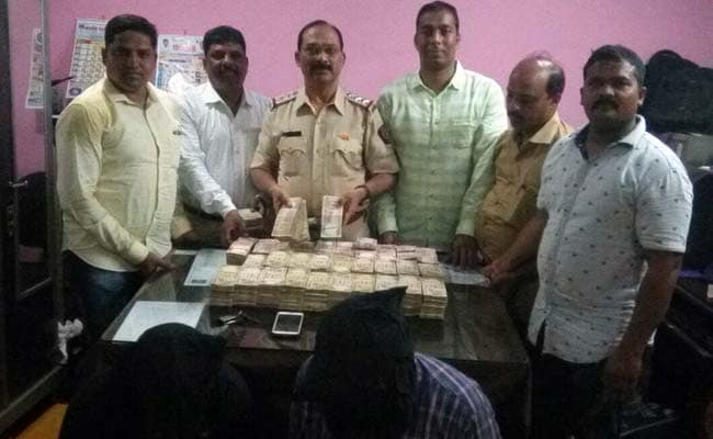 Rs 1 Crore In Junked Notes Seized In Thane; 3 Arrested