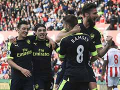 Premier League: Olivier Giroud's Brace Keeps Arsenal in The Hunt