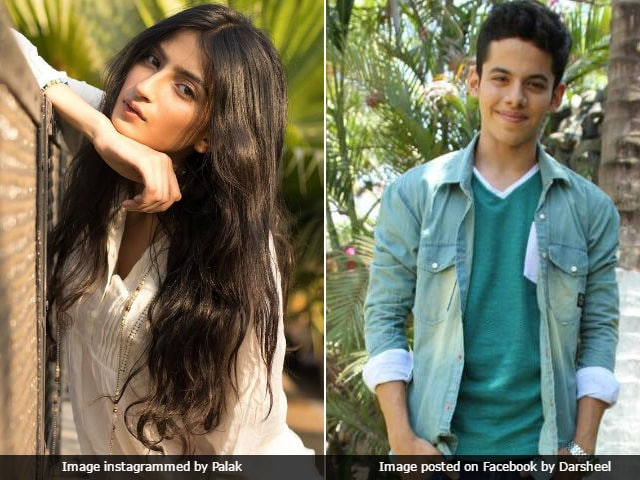 Shweta Tiwari's Daughter Palak May Debut Opposite Darsheel Safary