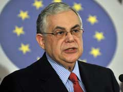 Ex-Greek PM Lucas Papademos Hurt In Car Blast: Reports