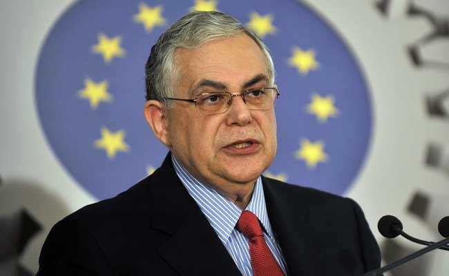 Former Greek prime minister 'targeted' in bomb attack