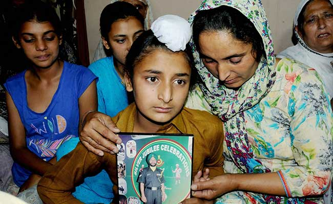 Soldier's Headless Body Angers Family In Punjab, Funeral Delayed