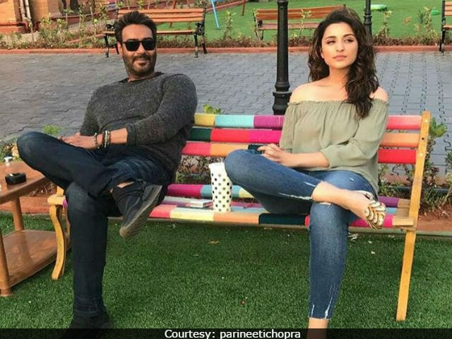 Ajay Devgn And Team Golmaal Again's Meri Pyaari Bindu Prank On Parineeti Chopra Is Major ROFL