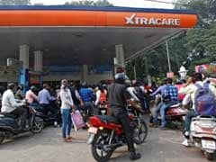 Petrol Prices Hiked By Rs 1.23/Litre, Diesel By Rs 0.89/Litre