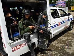 2,000 Trapped As Fighting Rages In Philippine City: Government