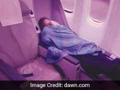 Pak Pilot Slept For 2 Hours In Business Class. Flight Had 305 Passengers