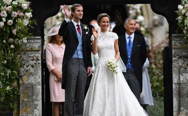pippa middleton wedding afp